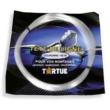 Lines Tortue NYLON TETE DE LIGNE 100 M 100/100