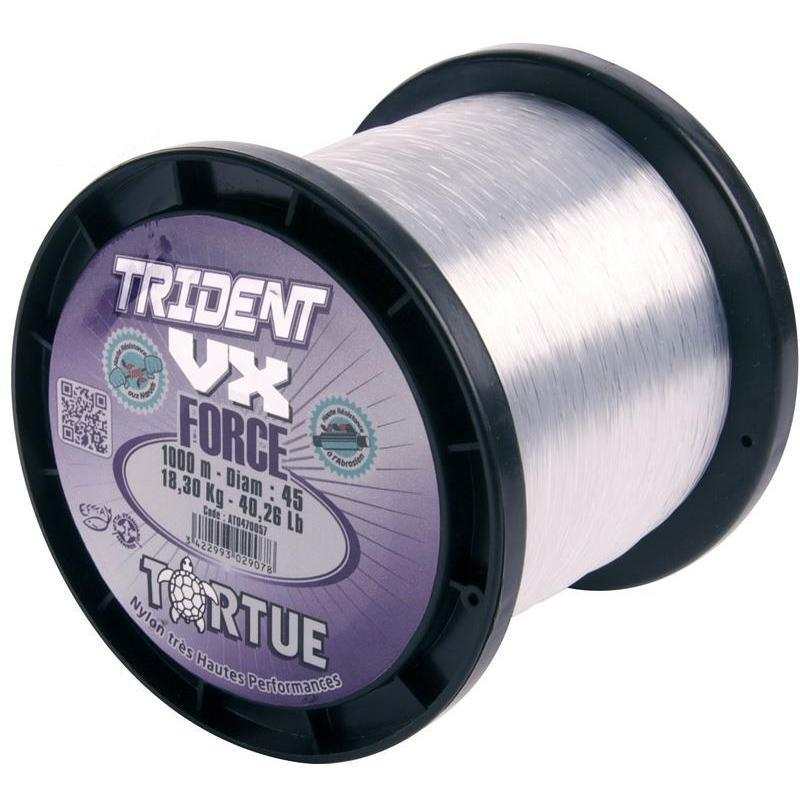 NYLON TORTUE TRIDENT VX FORCE - 1000M - 1000m - 28/100