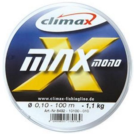NYLON TRUITE CLIMAX MAX MONO CRISTAL - 100M