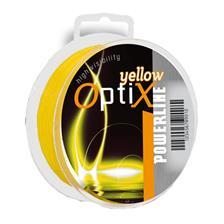 NYLON TRUITE POWERLINE OPTIX - JAUNE