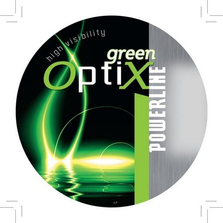 NYLON TRUITE POWERLINE OPTIX - VERT