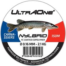 Lines UltrAOne NYLBRID CARNASSIERS 150M 25/100