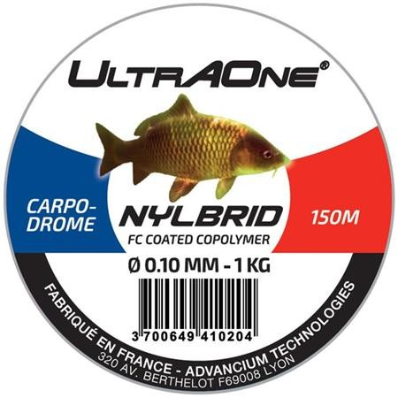 NYLON ULTRAONE NYLBRID CARPODROME CRISTAL - 150M