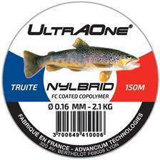 Lines UltrAOne NYLBRID TRUITE CRISTAL 150M 16/100