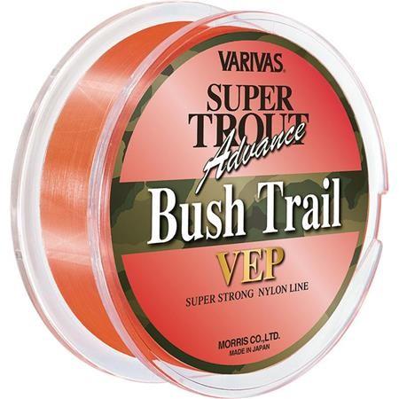 NYLON VARIVAS SUPER TROUT ADVANCE BUSH TRAIL - 100M