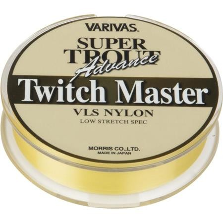 NYLON VARIVAS SUPER TROUT ADVANCE TWITCH MASTER - 100M