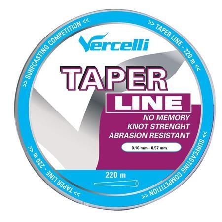 NYLON VERCELLI TAPER LINE - 220M
