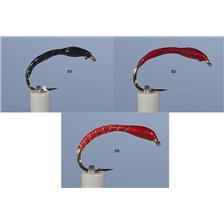 Flies Vertigone NYMPHE EF H14 DORE AVEC CERCLAGE EF11