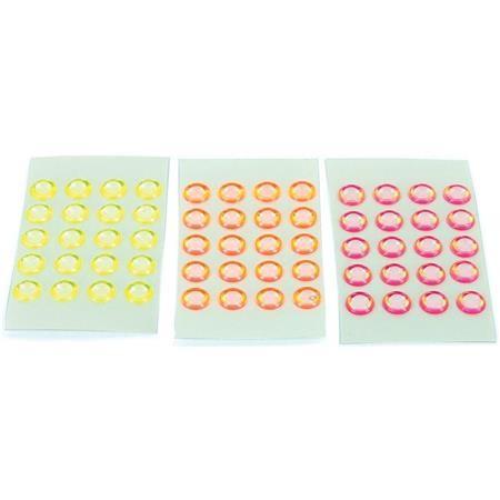 OCCHIO TOF 3D EPOXY FLUO - PACCHETTO DI 20