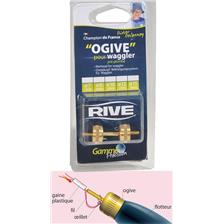 OGIVE POUR WAGGLER O 10MM