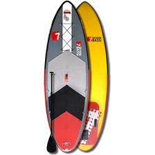 OPBLAASBARE SURFPLANK SEVEN BASS AVENGER 11'6'' SPACE GREY