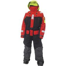 OVERALL WESTIN W6 FLOTATION SUIT SCHWARZ-ROT