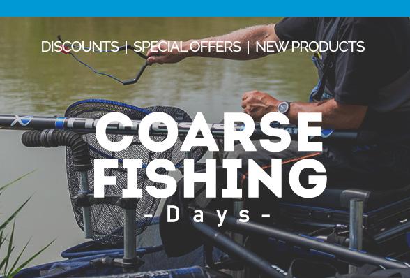Coarse Fishing Days