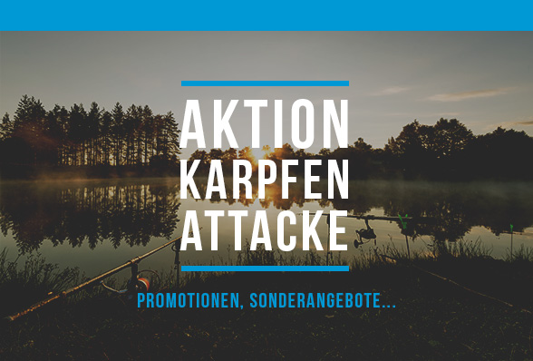 Aktion Karpfen Attacke