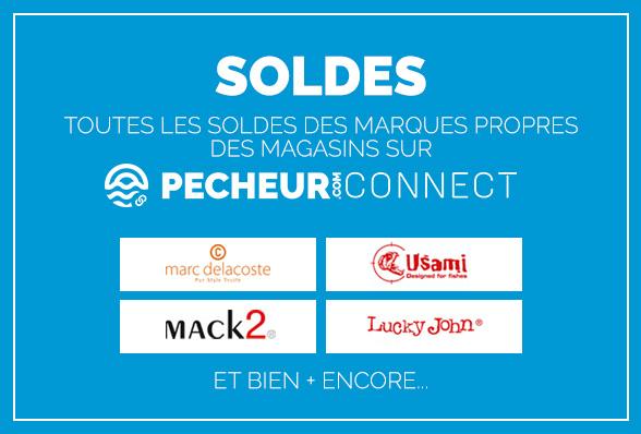 Soldes Pecheur Connect