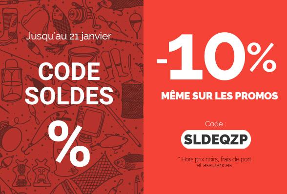 Code promo SOLDES