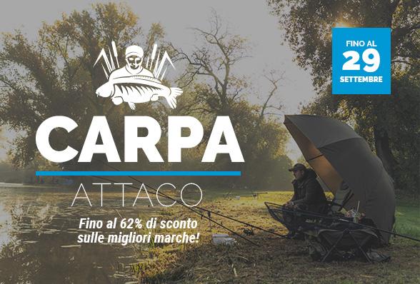 Carpa Attaco