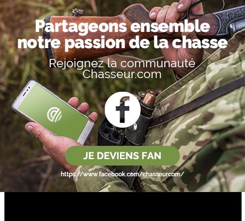 Rejoignez la communauté Chasseur.com !