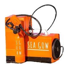 PACK BOUTEILLE DE PLONGEE 300 + MINI COMPRESSEUR SEA GOW - Pack SEAGOW 300 + Mini compresseur