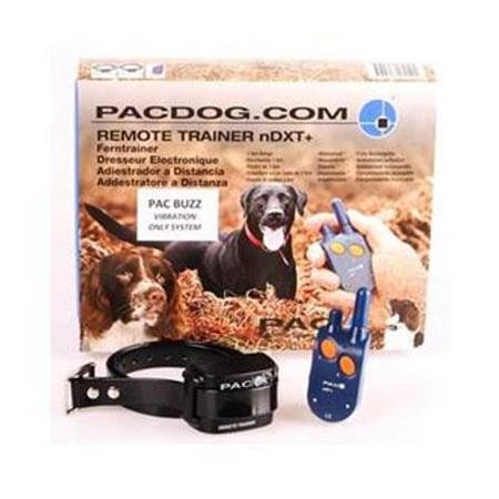 PACK COLLIER DE DRESSAGE PAC DOG PAC BUZZ AVEC UN COLLIER EXC7B