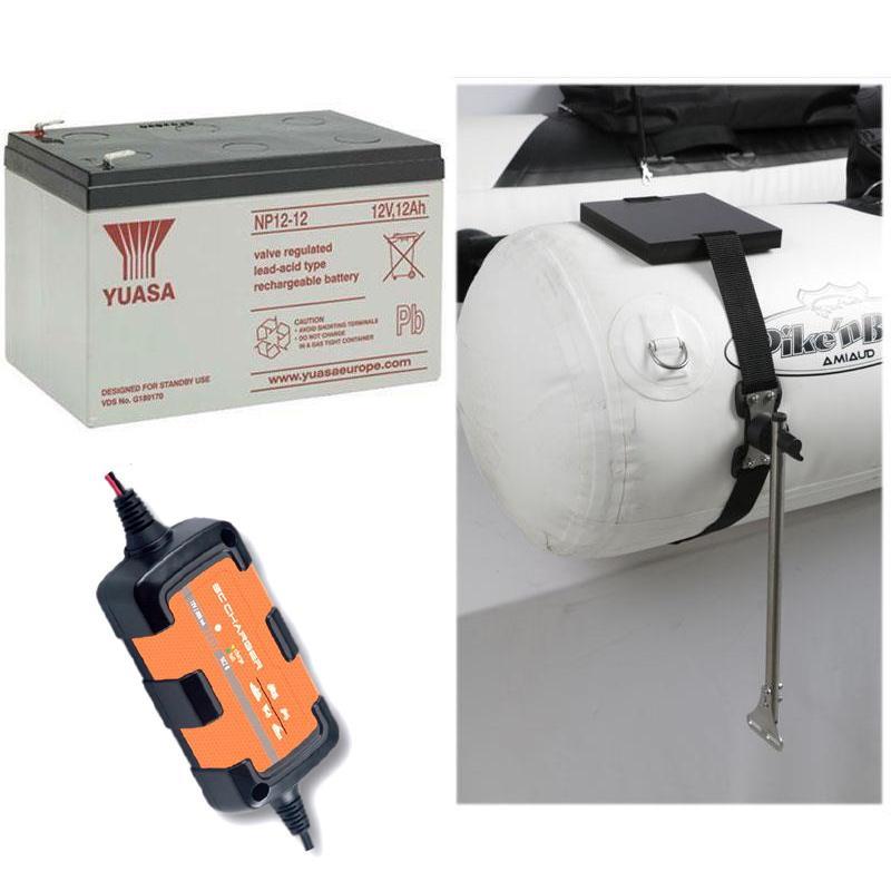 chargeur batterie float