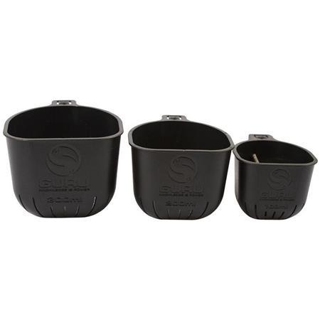 PACK COUPELLES GURU RAPID RELEASE POLE CUPS
