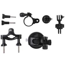 PACK FIXATIONS POUR WATER WOLF UW1.0 UNDERWATER VIDEO CAMERA