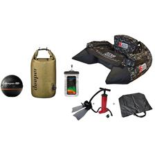 PACK FLOAT TUBE ALPHA + DEEPER PRO+ ETE - Pack