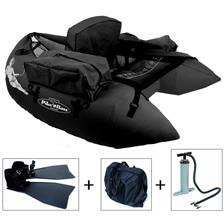 PACK FLOAT TUBE PIKE'N BASS TRENDY FLOAT COMPLET