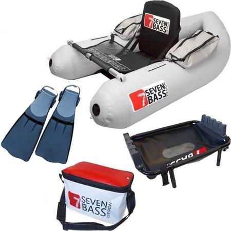 PACK FLOAT TUBE SEVEN BASS INFINITY 160