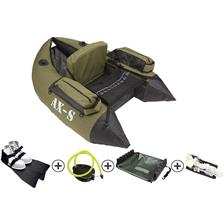 PACK FLOAT TUBE SPARROW AX-S DLX - Pack Float tube