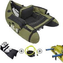 PACK FLOAT TUBE SPARROW AX-S PREMIUM