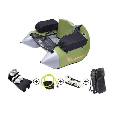 PACK FLOAT TUBE SPARROW CARGO