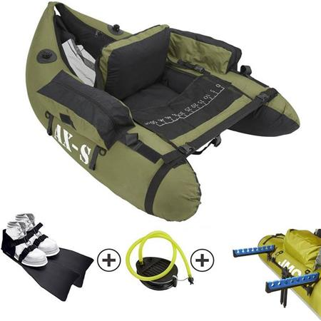PACK FLOAT TUBE SPARROW PREMIUM CAMOU