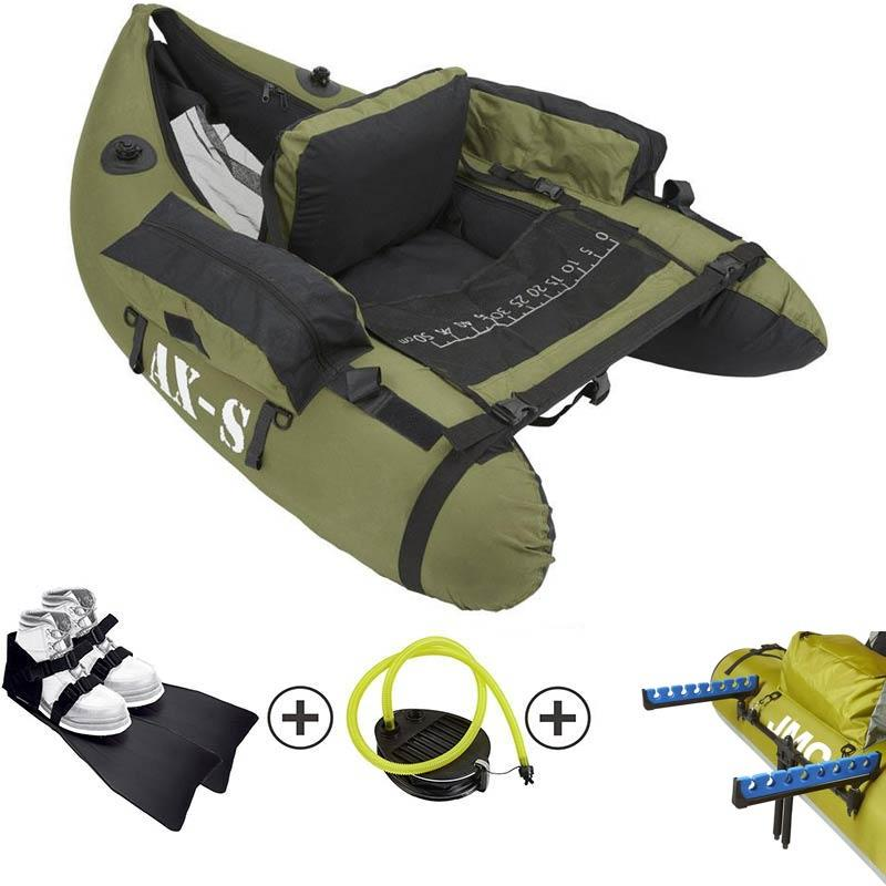 PACK FLOAT TUBE SPARROW PREMIUM VERT - AXFL002ENSEMBLE