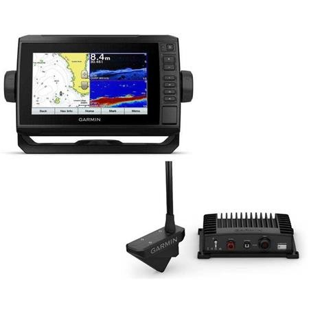 PACK GARMIN ECHOMAP PLUS 72SV + PANOPTIX LIVESCOPE