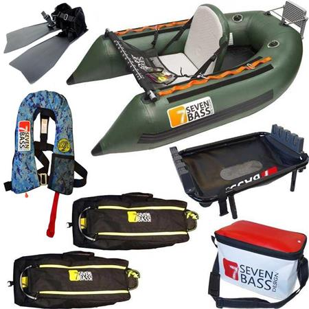 PACK PATO SEVEN BASS USA EXPEDITION