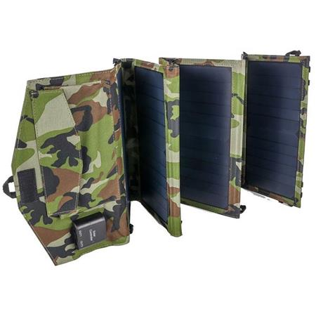PANNEAU SOLAIRE CULT DPM HIGH POWERED SOLAR CHARGER 40W