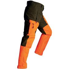 PANTALON DE TRAQUE HOMME HART IRON TECH-T - ORANGE