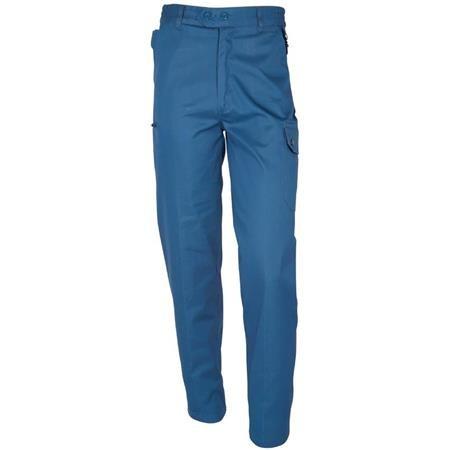 pantalon de travail homme idaho bleu. Black Bedroom Furniture Sets. Home Design Ideas