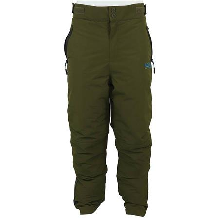 PANTALON HOMME AQUA PRODUCTS F12 THERMAL TROUSERS - VERT