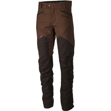 PANTALON HOMME BROWNING FIELD - MARRON
