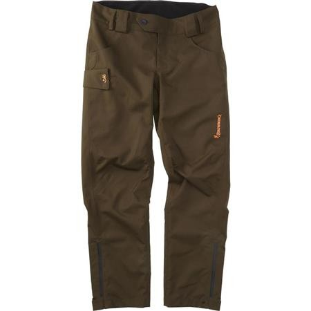 PANTALON HOMME BROWNING TRACKER ONE PROTECT - VERT