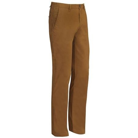 PANTALON HOMME CLUB INTERCHASSE NOEL - MOUTARDE