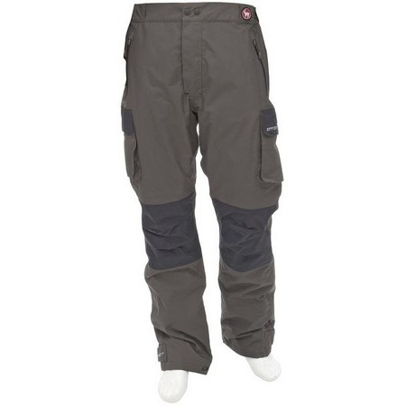 PANTALON HOMME DAM TECHNICAL FISHING EFFZETT - KAKI