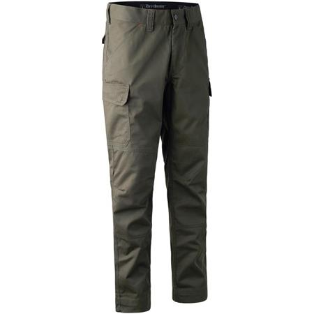 PANTALON HOMME DEERHUNTER ROGALAND EXPEDITION TROUSERS - ADVENTURE GREEN