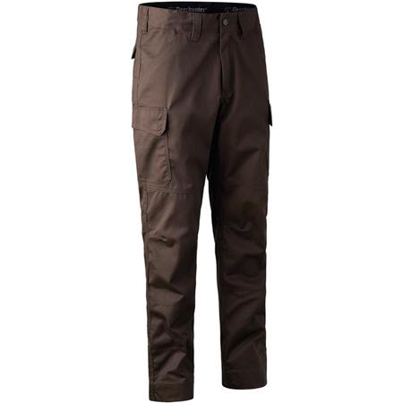 PANTALON HOMME DEERHUNTER ROGALAND EXPEDITION TROUSERS - BROWN LEAF