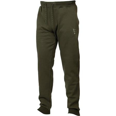 PANTALON HOMME FOX COLLECTION GREEN & SILVER JOGGERS - VERT