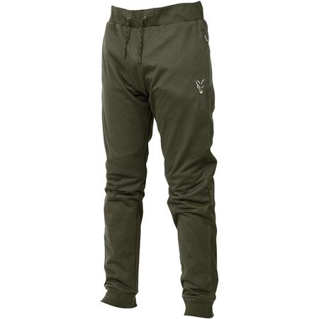 PANTALON HOMME FOX COLLECTION GREEN & SILVER LW JOGGERS - VERT