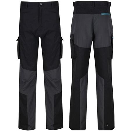 PANTALON HOMME GREYS TECHNICAL FISHING - NOIR